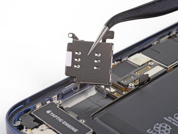 iPhone 12 SIM Card Reader Replacement