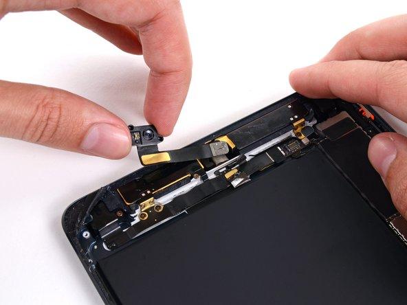 iPad Mini CDMA Front Facing Camera Cable Replacement