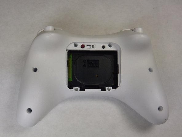 Nintendo Wii U Pro Controller ZL and ZR Button Replacement