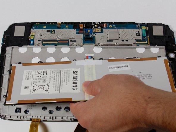 Nexus 10 Battery Replacement