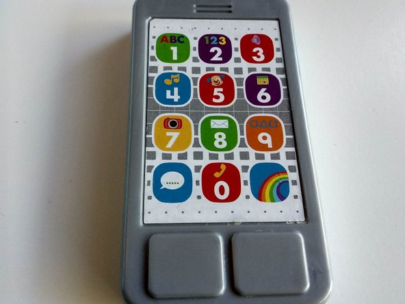 This is a standard model used for Laugh and Learn. For privacy resons there are no cameras on this phone. Major specs: