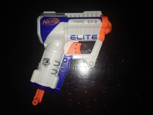 Nerf Elite Triad EX-3 Repair