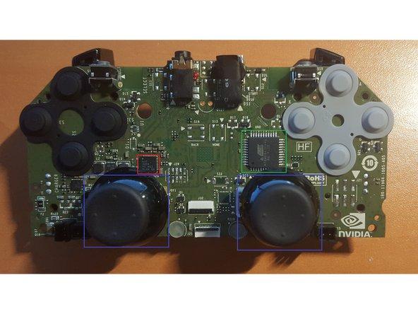 Main PCB - Front: