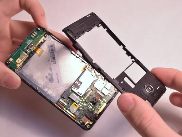 GeeksPhone Keon Back Plate Replacement