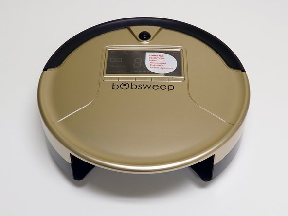 Replace bObsweep's Contact Points for the Dustbin