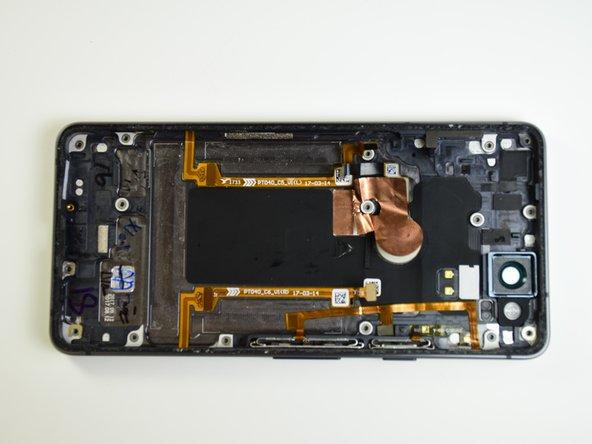 Google Pixel 2 Fingerprint Sensor Replacement