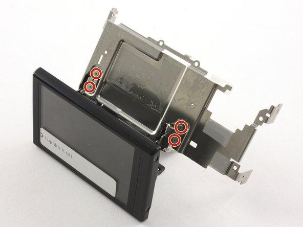 Fujifilm X-M1 LCD Screen Replacement
