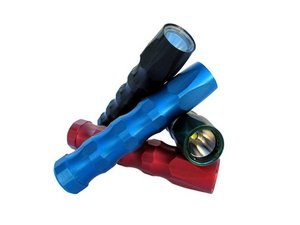 Reparación de HexBright FLEX LED Flashlight