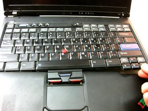 Keyboard and Trackpad