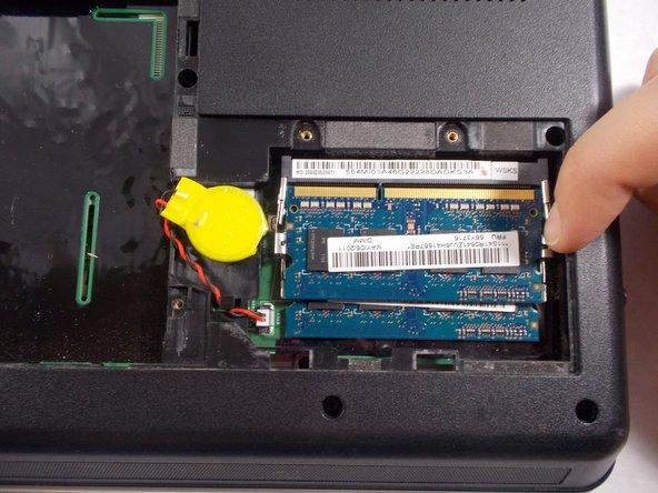 Lenovo ThinkPad Edge E520 RAM Replacement