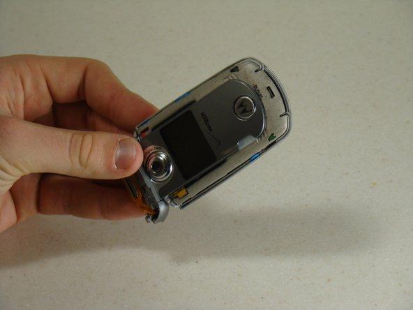 Motorola E815 Front Screen Replacement
