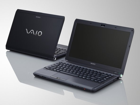 Sony Laptop VGN-FE31Z LCD Repair