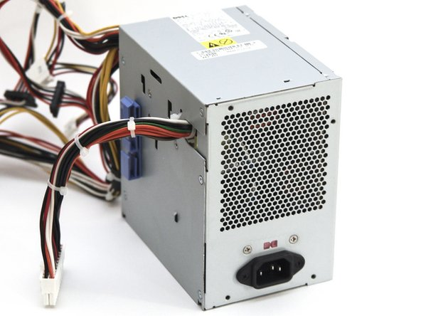 Dell Precision T3400 Power Supply Replacement