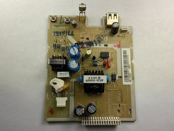 Samsung BD-JM57C Open Button Replacement
