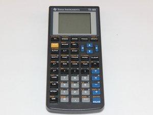 Texas Instruments TI-80 Onarım