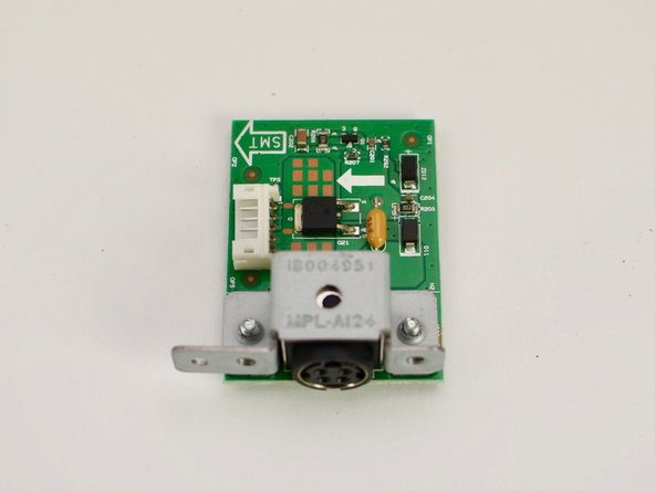 Wacom Cintiq 24HD Power Port Replacement