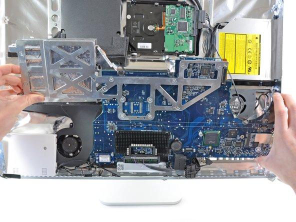 "iMac Intel 24"" EMC 2111 Logic Board Replacement"