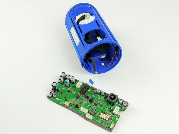 JBL Charge 2 Motherboard Replacement