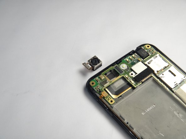 ASUS PadFone X Rear Facing Camera Replacement