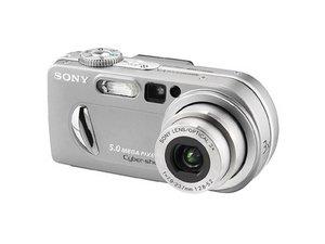 Sony Cyber-shot DSC-P10 Repair