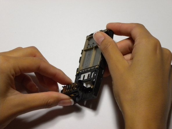 Nokia 6590i Battery Charger Connector Replacement