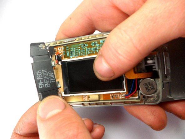 LG VX8700 Ear Piece Replacement