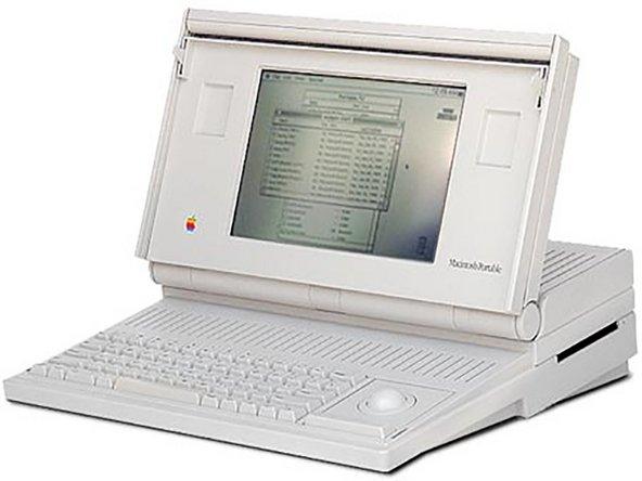 Macintosh Portable  Repair Guide