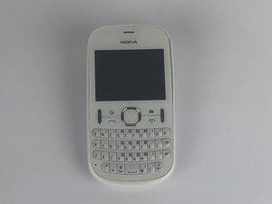 Nokia Asha 201 Repair