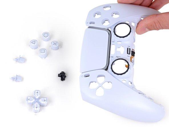 Sony DualSense Controller Button Replacement