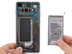 三星Galaxy S10+ 更换电池