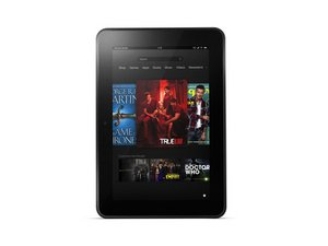 "Kindle Fire HD 8.9"" Wi-Fi"