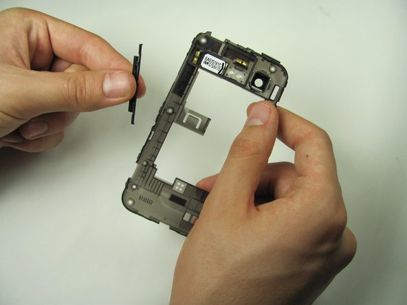 HTC Incredible 2 Volume Button Replacement