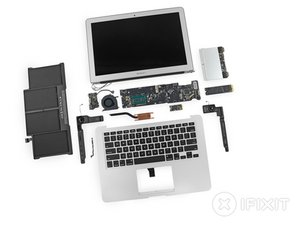 "MacBook Air 13"" Mid 2013 Teardown"