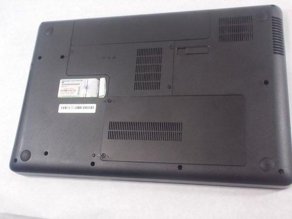 Compaq Presario CQ62-215dx Battery Replacement