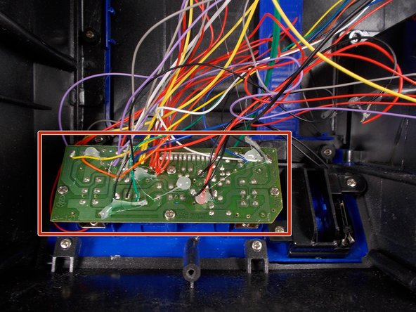 The Claw Circuit Board Replacement
