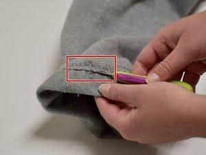 How to Hem Sweatpants