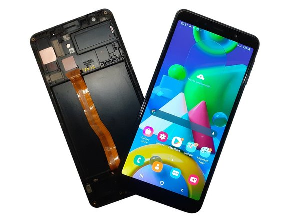 Samsung Galaxy A7 (2018) Display Assembly Replacement