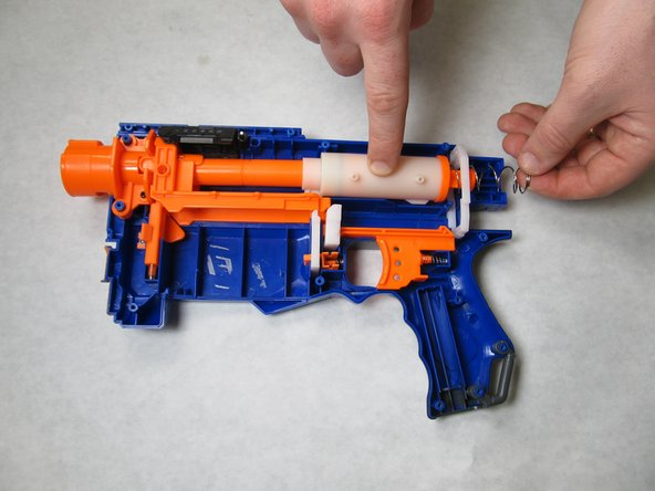 Nerf N-Strike Elite Retaliator Air Chamber Assembly Replacement