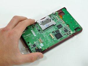 Remplacement de la carte mère de la Nintendo DSi XL