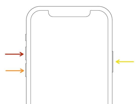 Comment forcer le redémarrage de l'iPhone 12