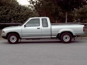 Toyota Pickup Truck (Hilux) Repair