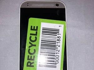 Reparación de HTC One Remix