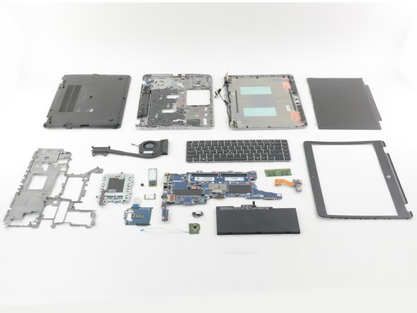 The HP EliteBook 840 G3 earns a 10 out of 10 on our repairability scale (10 is the easiest to repair):