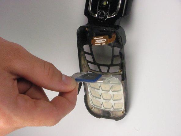 UTStarcom CDM8945vw Keyboard Replacement