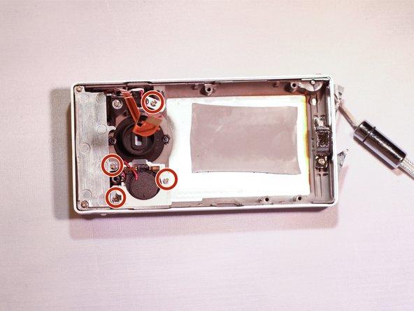 Flip MinoHD USB Port Replacement