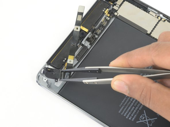 iPad mini 4 LTE Headphone Jack Replacement
