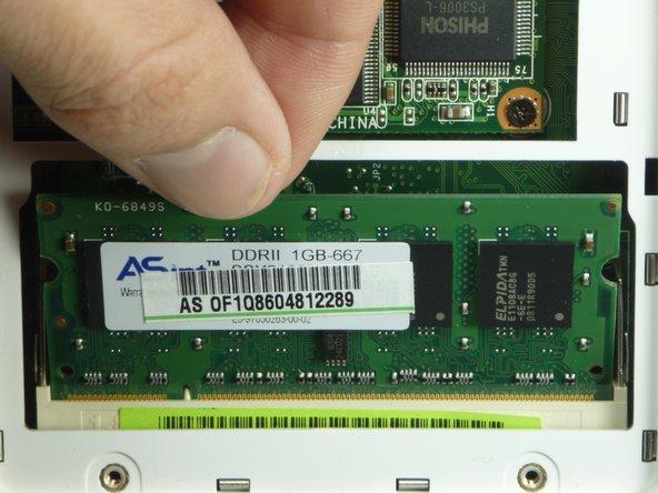 Asus Eee PC 900 RAM Replacement