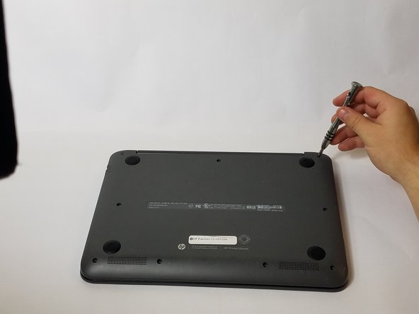 HP Pavilion 11-n010dx Bottom Case Replacement