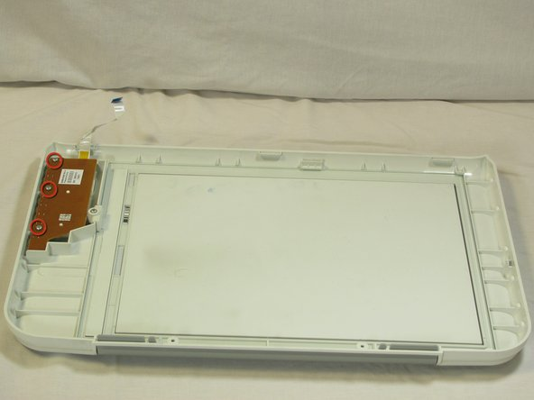 HP Photosmart c3180 Control Panel Circuitry Replacement
