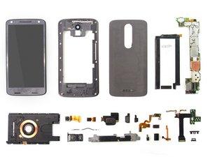 Motorola Moto X Force Teardown